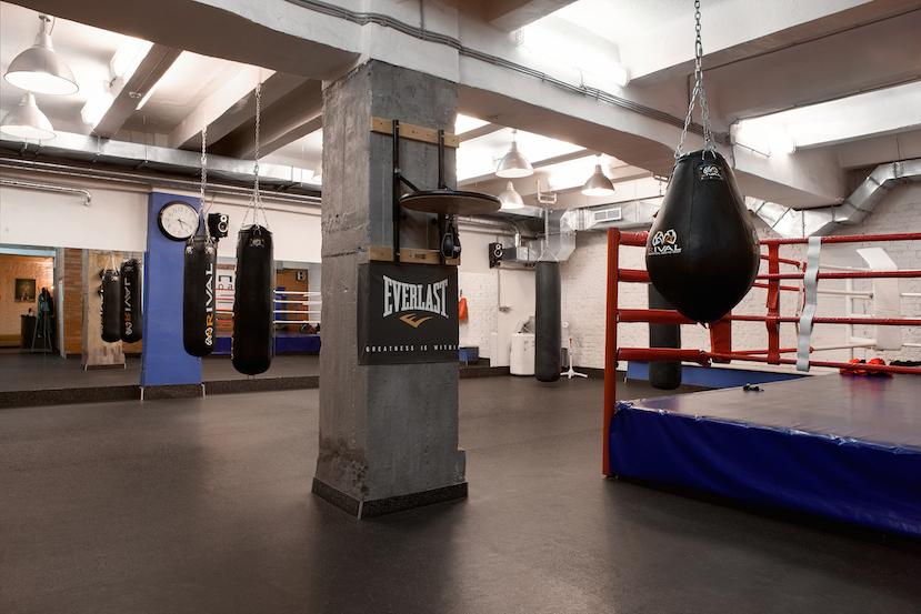 бокс в москве клуб