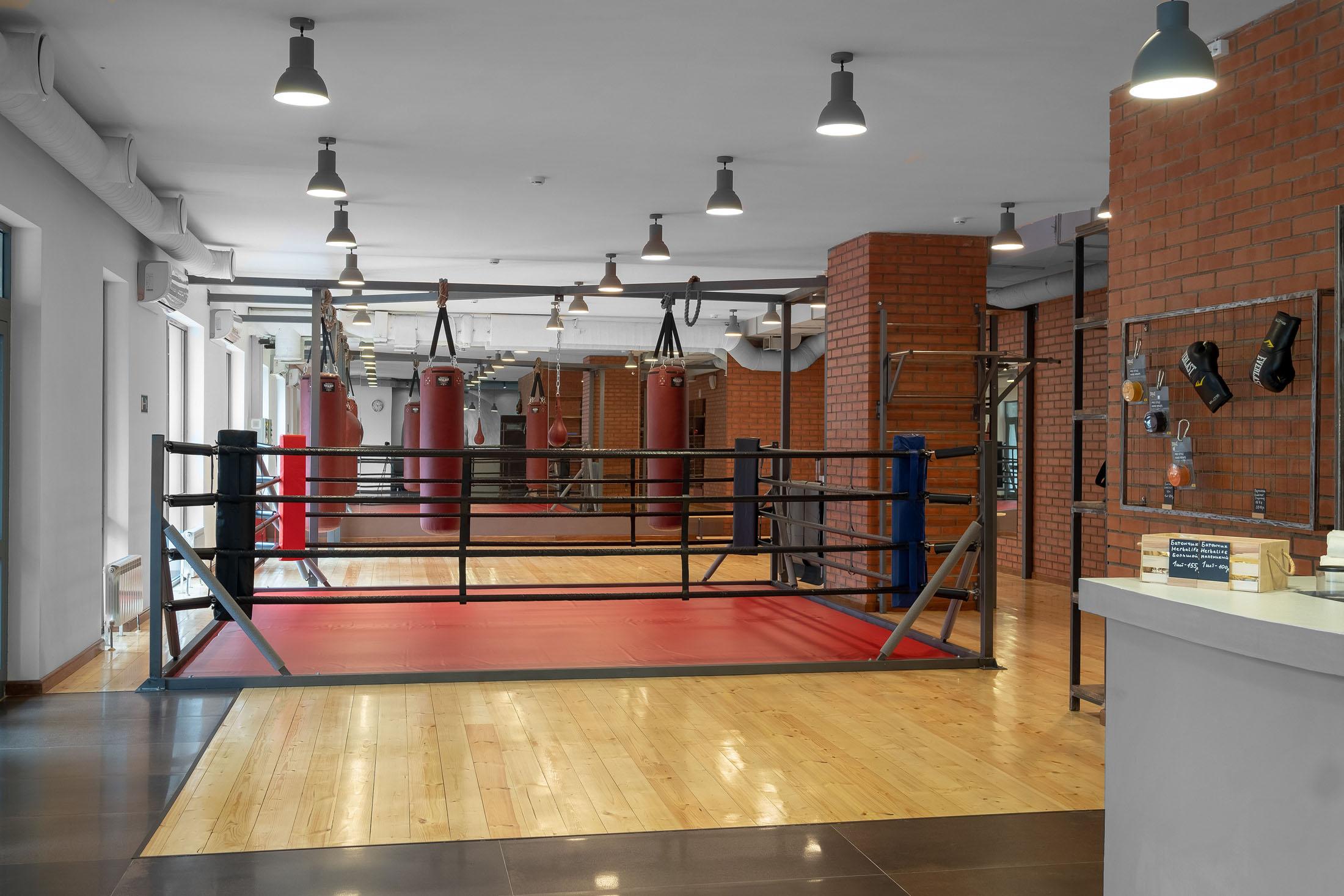 в москве клуб бокса